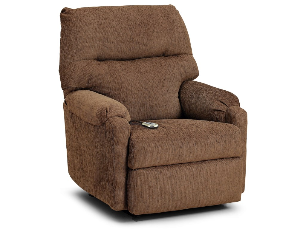 Best Home Furnishings Petite ReclinersJoJo Power Lift Recliner