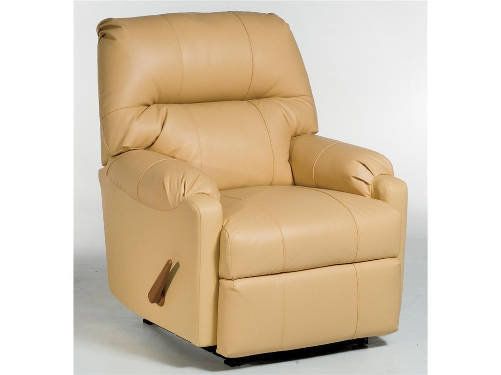 Best Home Furnishings Petite ReclinersJoJo Recliner Rocker