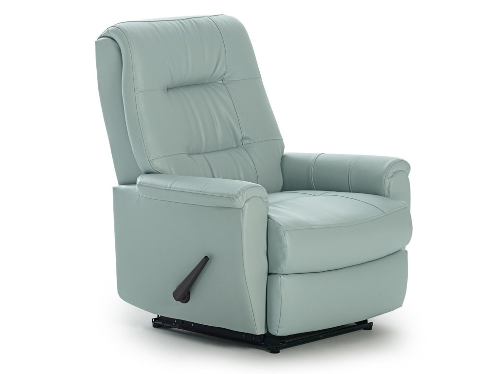 Best Home Furnishings Petite ReclinersPower Rocker Recliner