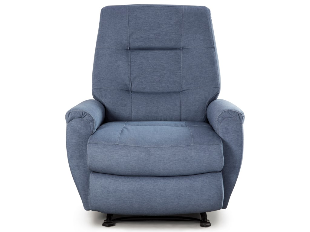 Best Home Furnishings Petite ReclinersRocker Recliner