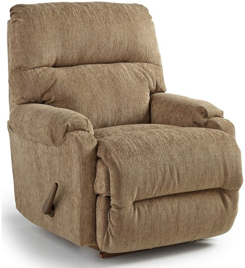 Best Home Furnishings Recliners - Petite Cannes Power Wallhugger Reclining Chair