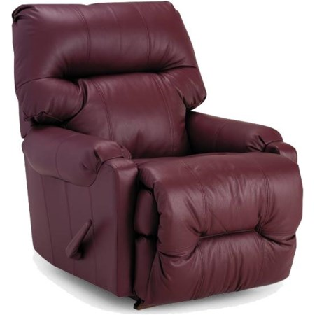 Dewey Swivel Glider Recliner