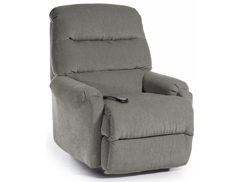 Best Home Furnishings Petite ReclinersSedgefield Pwr Lift Recliner w/ Pwr Headrest