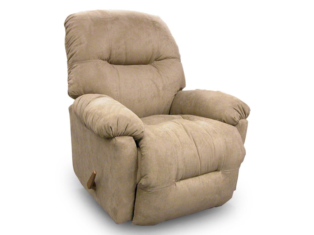 Best Home Furnishings Petite ReclinersWynette Rocker Recliner