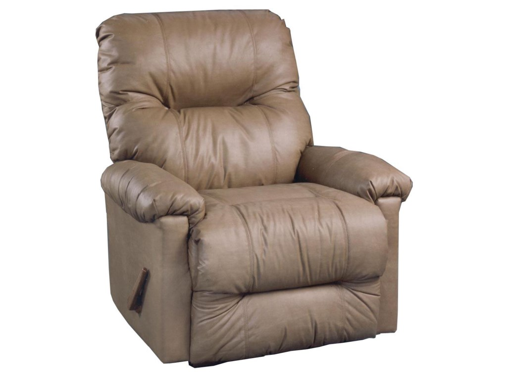 Best Home Furnishings Petite ReclinersWynette Swivel Rocker Recliner