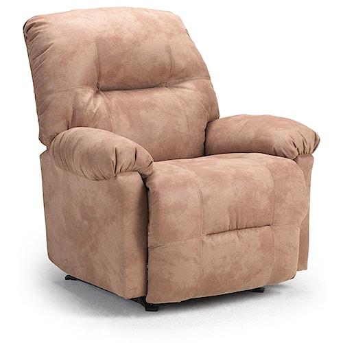 Best Home Furnishings Recliners - Petite Wynette Wallhugger Reclining Chair