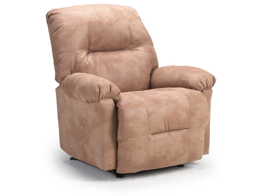 Best Home Furnishings Petite ReclinersWynette Swivel Glider Recliner