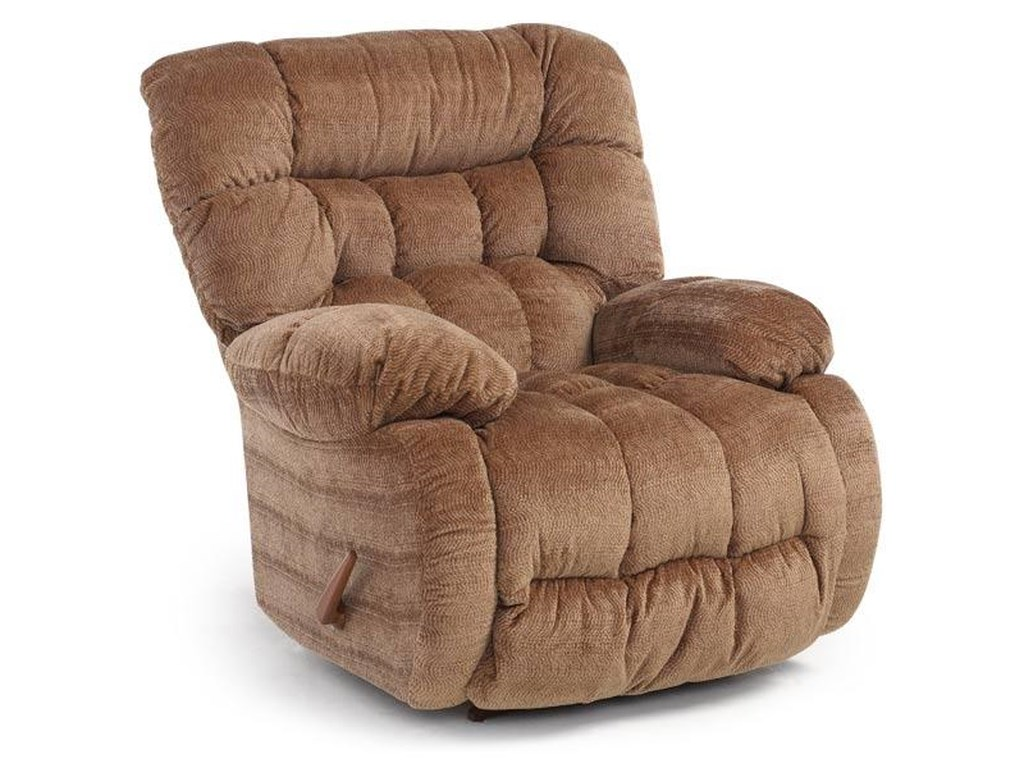 Best Home Furnishings PlusherPlusher Rocker Recliner