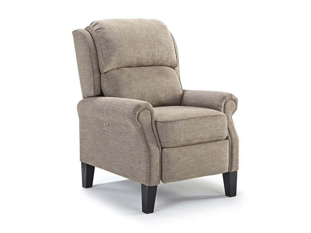Best Home Furnishings Recliners - PushbackJoanna Three-way Recliner