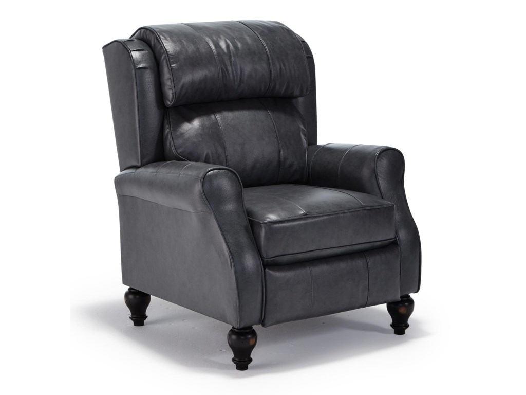 Best Home Furnishings Recliners - PushbackPatrick Powerized Recliner