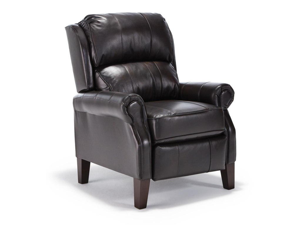 Best Home Furnishings Recliners - PushbackJoanna Power Recliner
