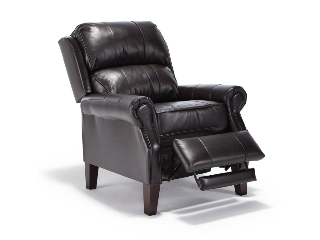 Best Home Furnishings Recliners - PushbackPower Recliner w/ Power Headrest