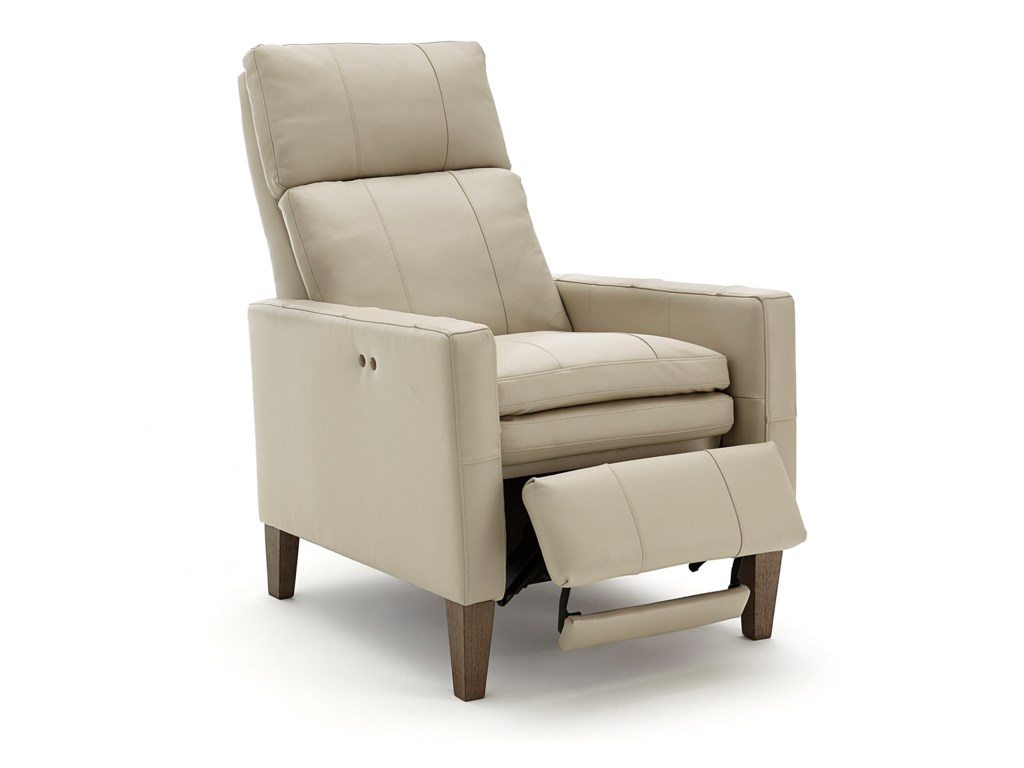 Best Home Furnishings Recliners - PushbackMyles High Leg Recliner