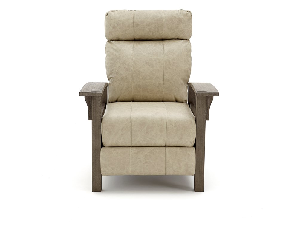 Best Home Furnishings Recliners - PushbackGraysen Recliner
