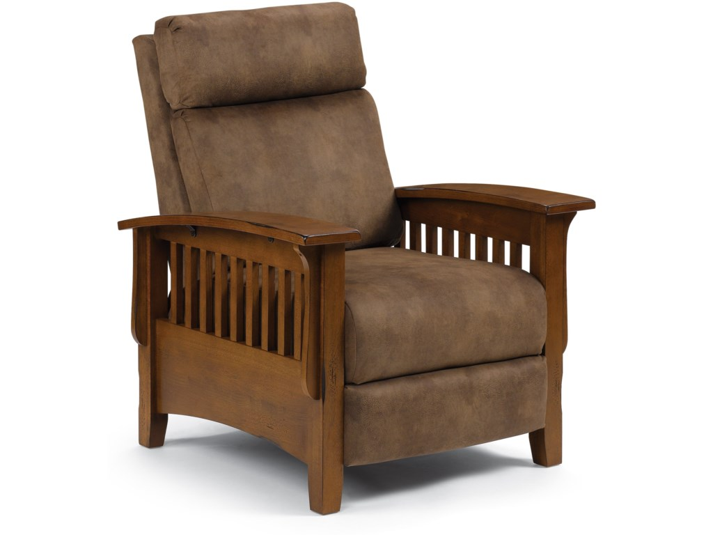 Best Home Furnishings Recliners - PushbackTuscan Pushback Recliners