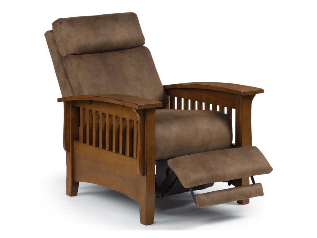 Best Home Furnishings Recliners - PushbackTuscan Power Recliner