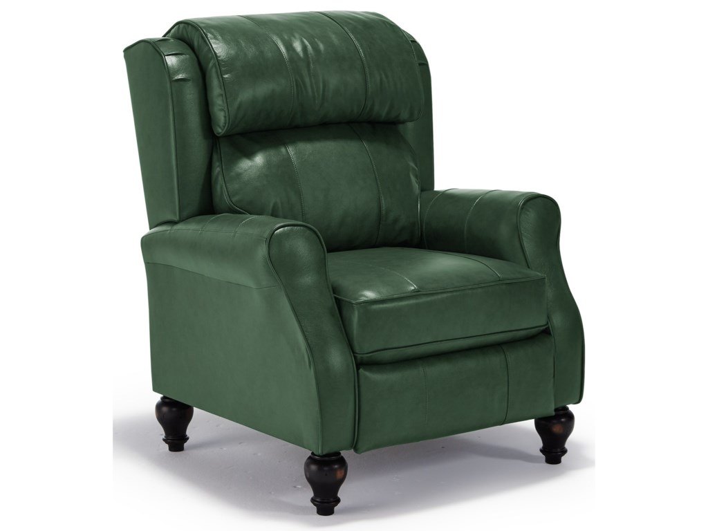 Best Home Furnishings Recliners - PushbackPatrick Pushback Recliner
