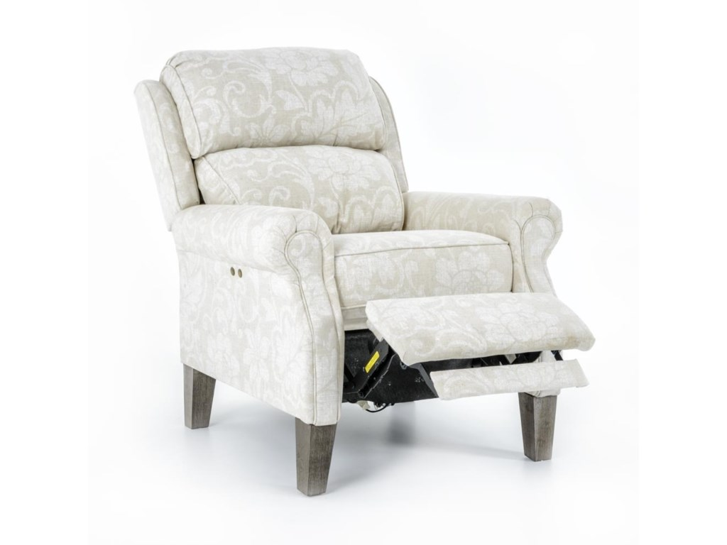 Best Home Furnishings Recliners - PushbackPower Recliner