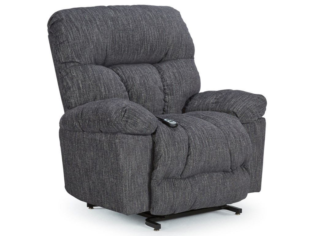 Best Home Furnishings RetreatPower Swivel Glide Recliner