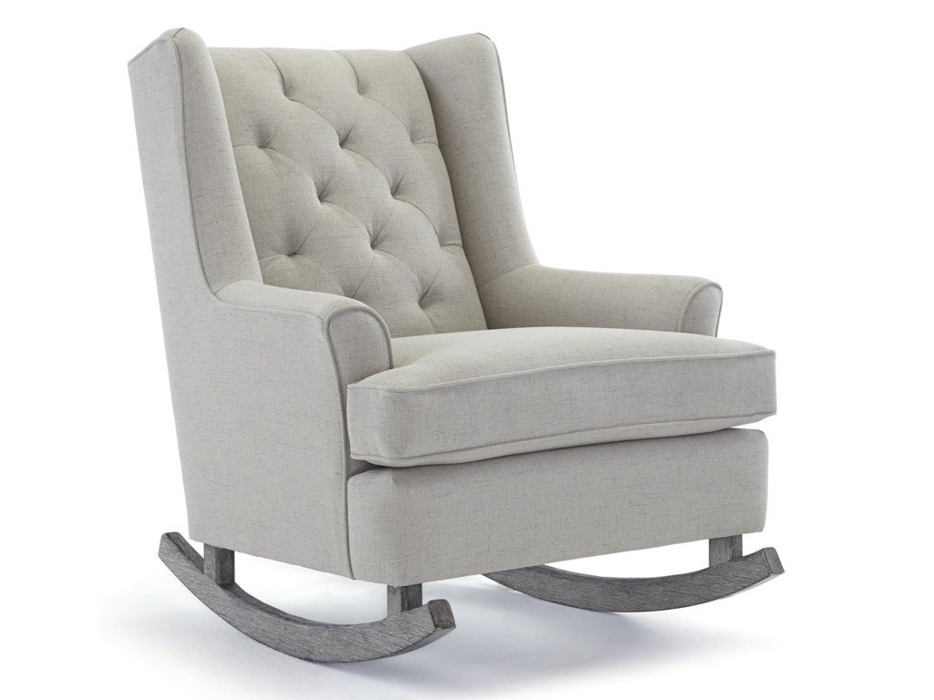 Studio 47 Runner RockersPaisley Rocking Chair