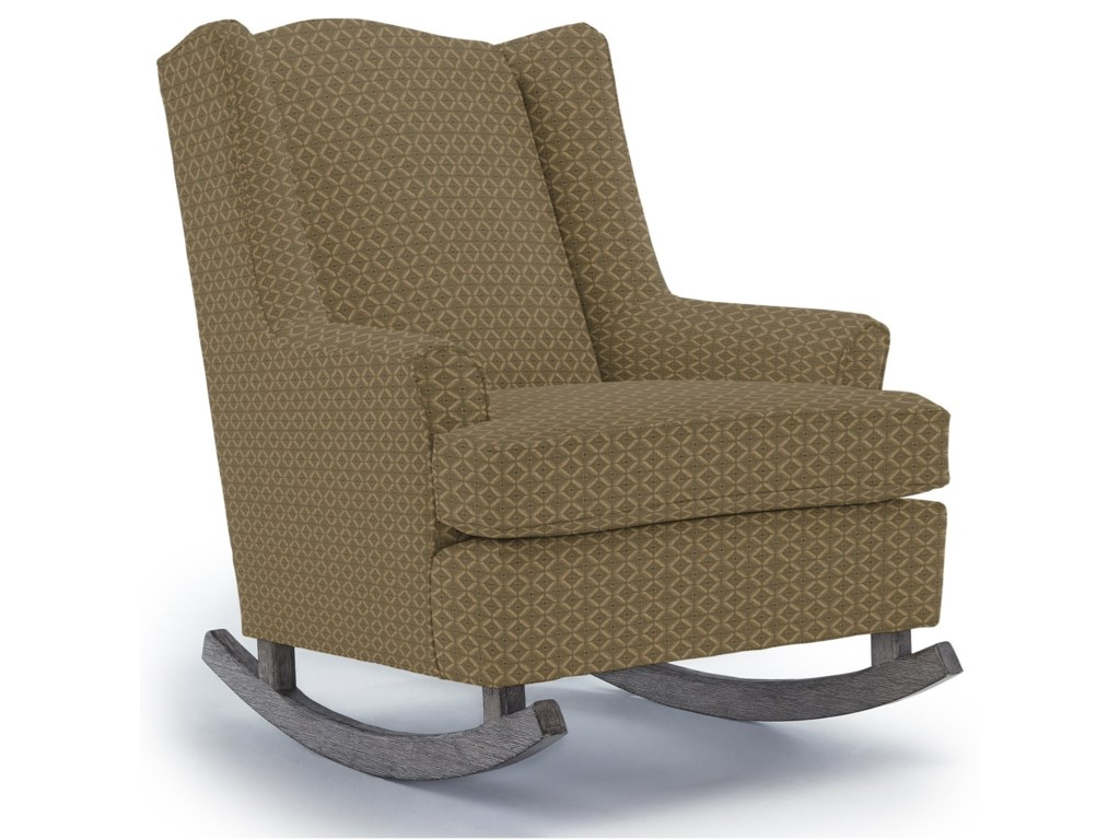 Best Home Furnishings Runner RockersWillow Rocking Chair