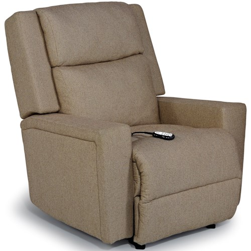 Best Home Furnishings Rynne Space Saver Recliner