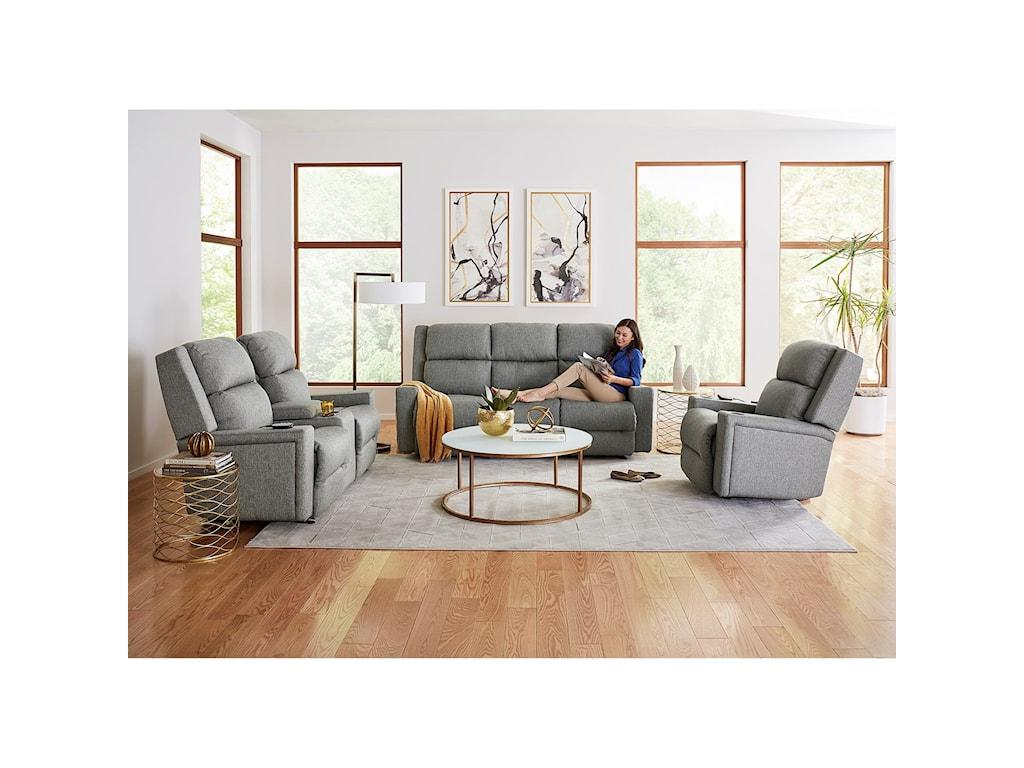 Best Home Furnishings RynnePower Rocker Recliner w/ Pwr Head & Lum