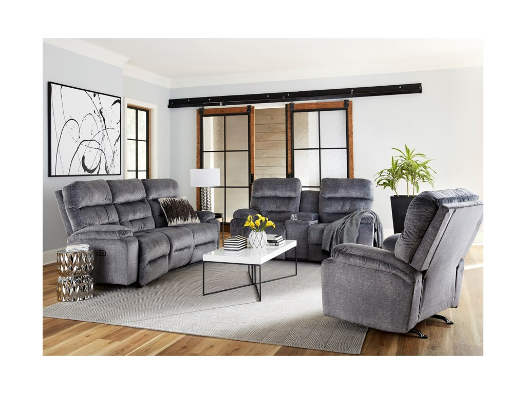 Best Home Furnishings RysonReclining Living Room Group