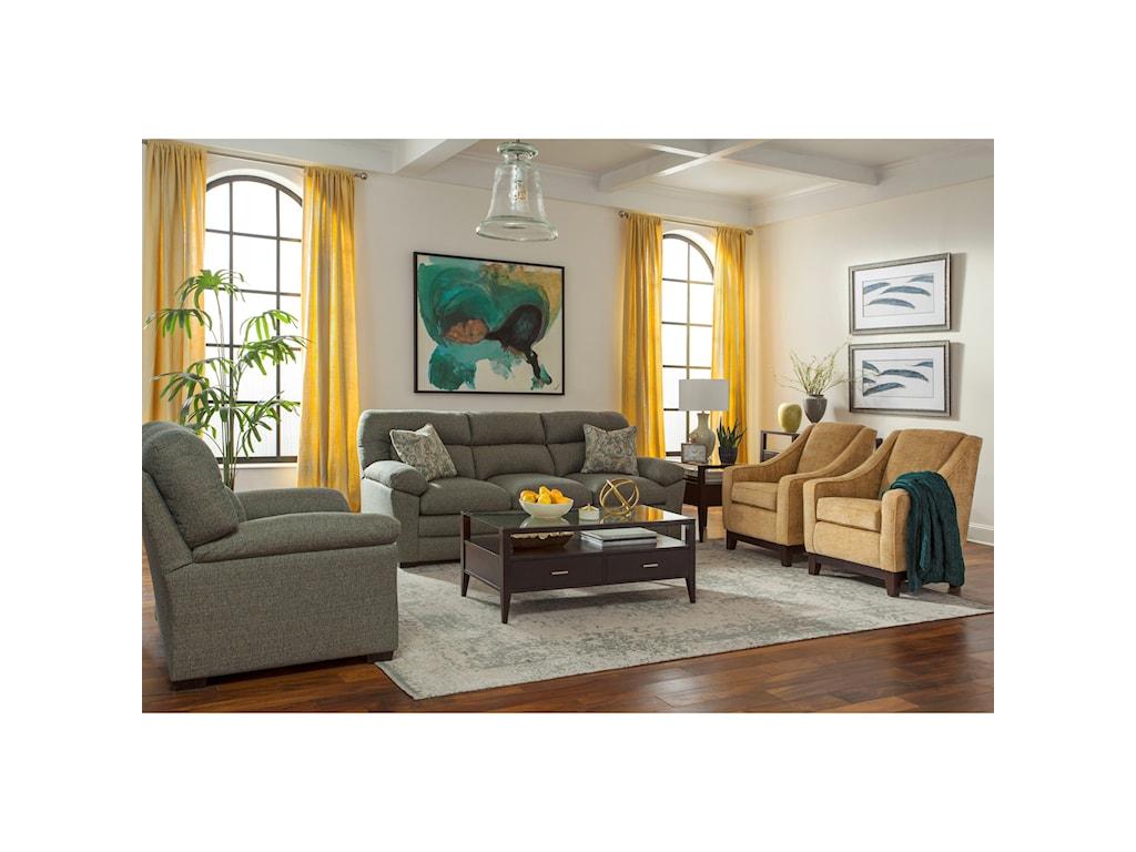 Best Home Furnishings McIntireLiving Room Group