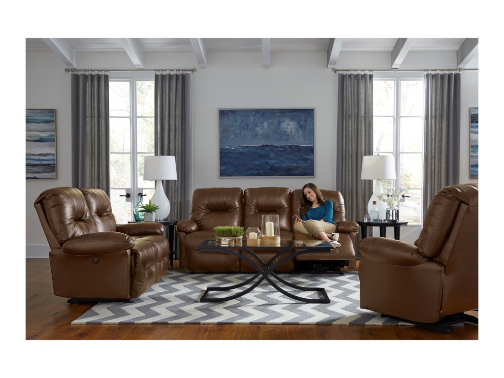 Best Home Furnishings S501 ZaynahPower Wallhugger Recliner