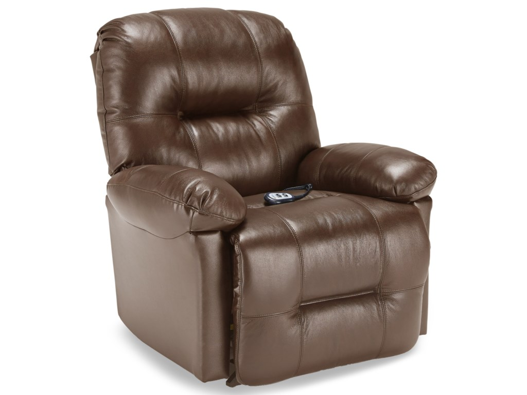 Best Home Furnishings S501 ZaynahPower Swivel Glider Recliner