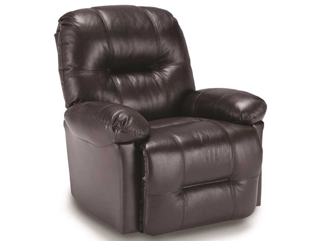 Best Home Furnishings S501 ZaynahSwivel Rocker Recliner