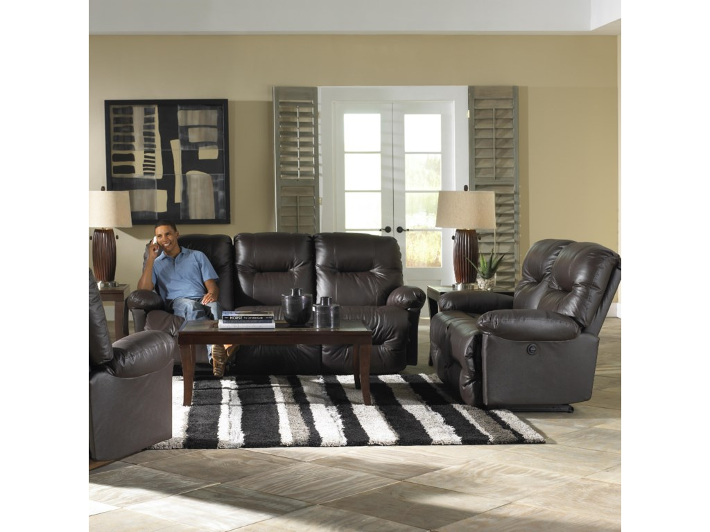 Best Home Furnishings S501 ZaynahPower Reclining Loveseat