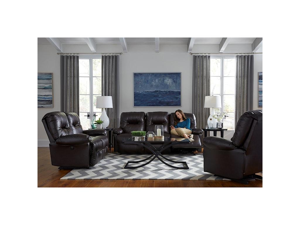 Best Home Furnishings S501 ZaynahMotion Sofa