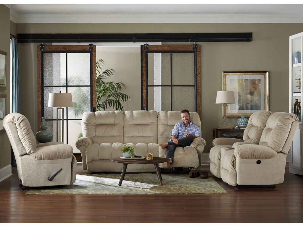 Best Home Furnishings MaxinePower Reclining Sofa