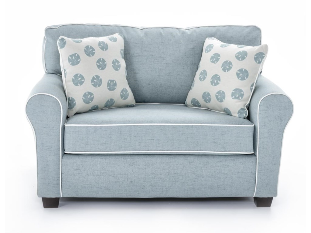 Shannon Twin Sofa Sleeper By Best Home Furnishings At Baer S Furniture