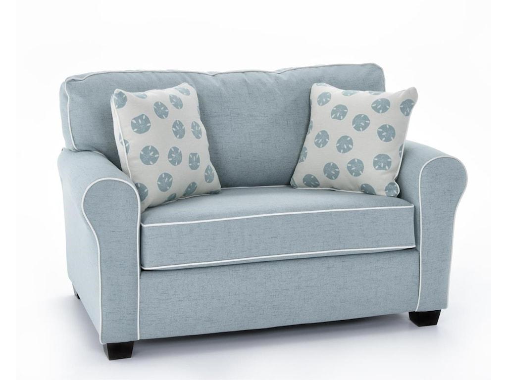 Best Home Furnishings ShannonTwin Sofa Sleeper