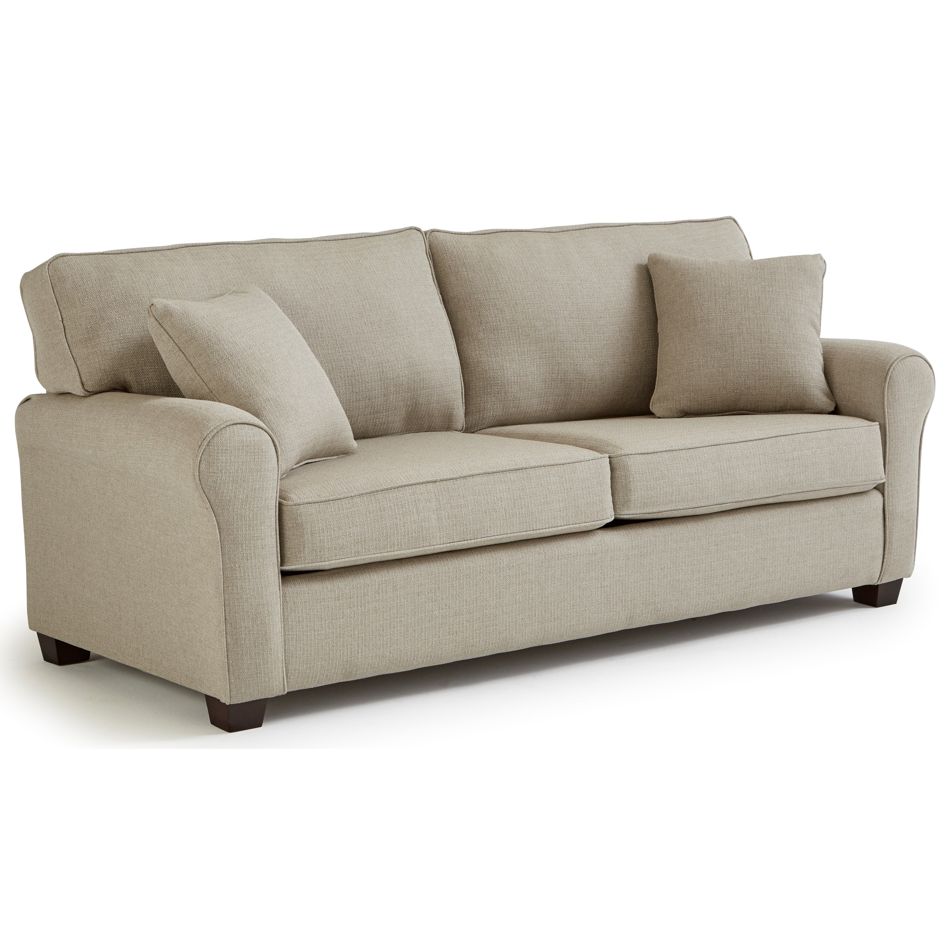 - Best Home Furnishings Shannon Queen Sofa Sleeper With Air Dream