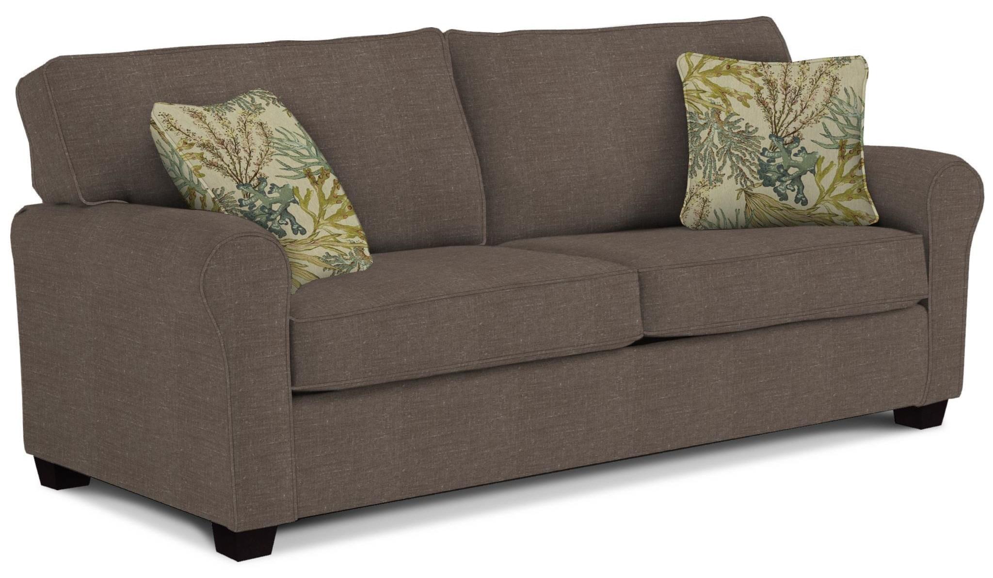 Best Home Furnishings Shannon Queen Sofa Sleeper With Air Dream Mattress