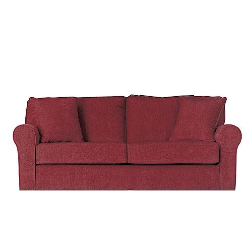 Best Home Furnishings Shannon Full Sofa Sleeper With Air