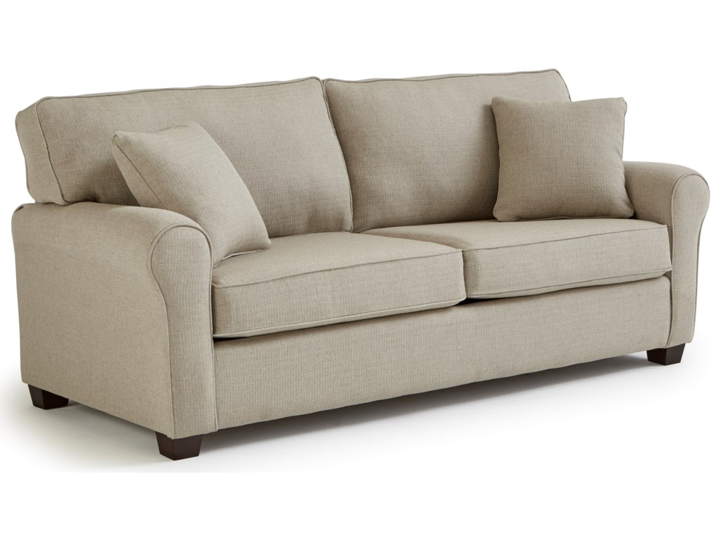 Best Home Furnishings ShannonQueen Sofa Sleeper