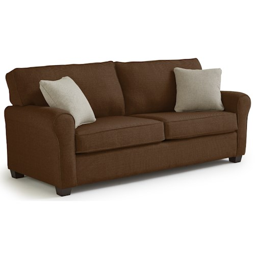 Best Home Furnishings Shannon Queen Sofa Sleepr