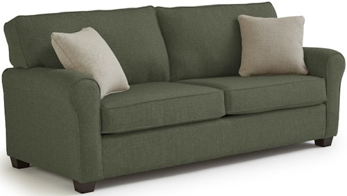 Best Home Furnishings Shannon Queen Sofa Sleepr