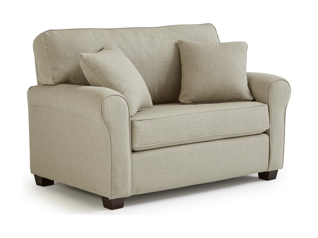 Best Home Furnishings Shannon C14t Twin Sofa Sleeper
