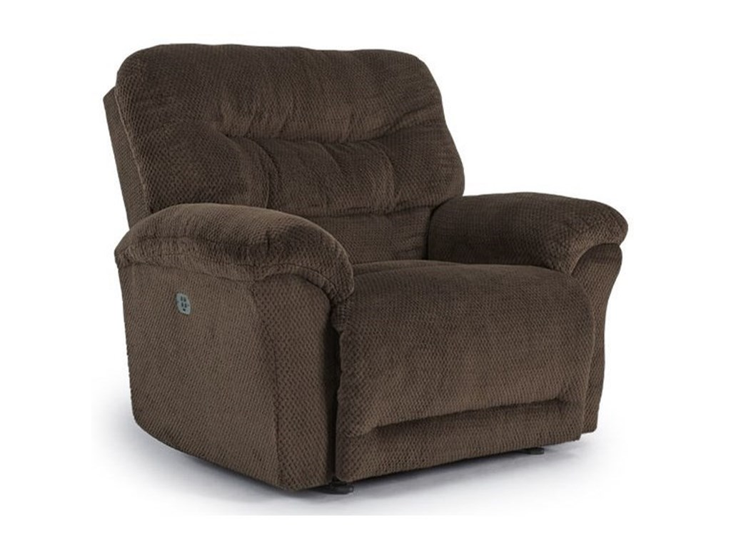 Best Home Furnishings ShelbySpace Saver Recliner