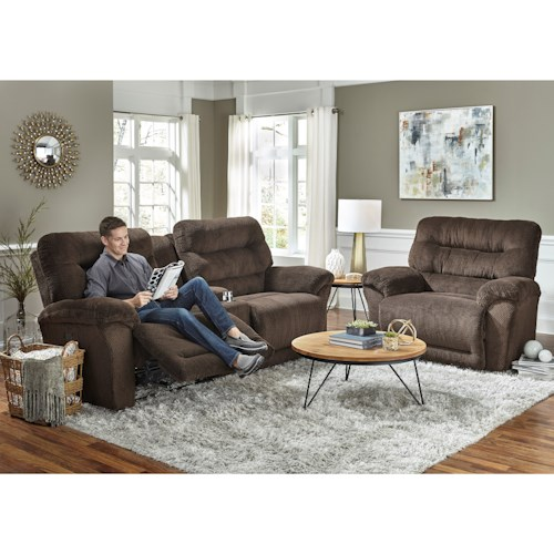 Best Home Furnishings Shelby Reclining Living Room Group W Headrests