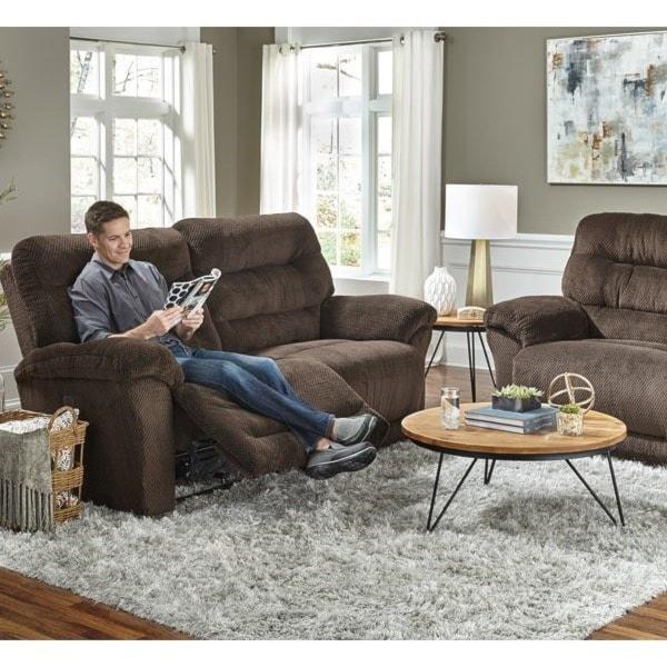 Best Home Furnishings ShelbySpace Saver Reclining Sofa
