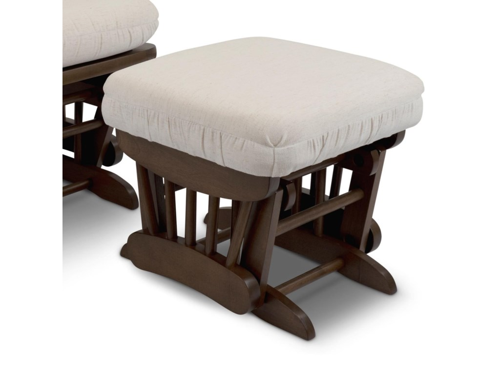 Best Home Furnishings SonaGlider Ottoman
