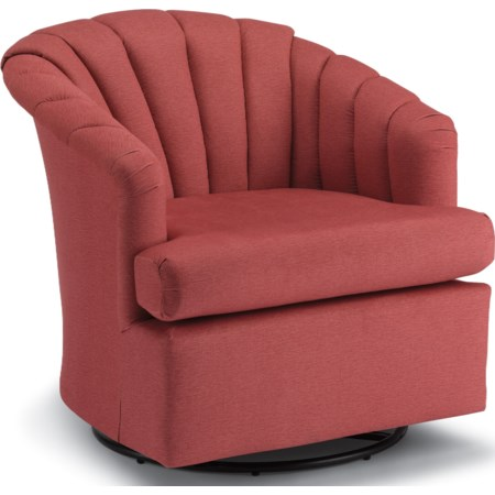 Elaine Swivel Glider Chair