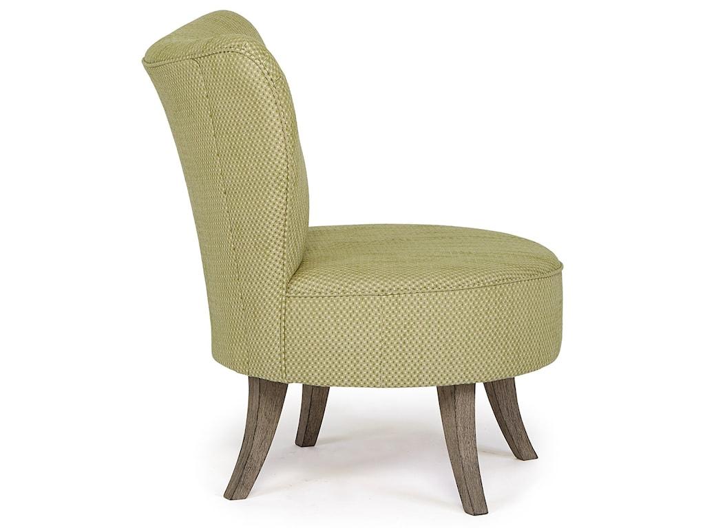 Best Home Furnishings Chairs - Swivel BarrelFlorence Swivel Chair